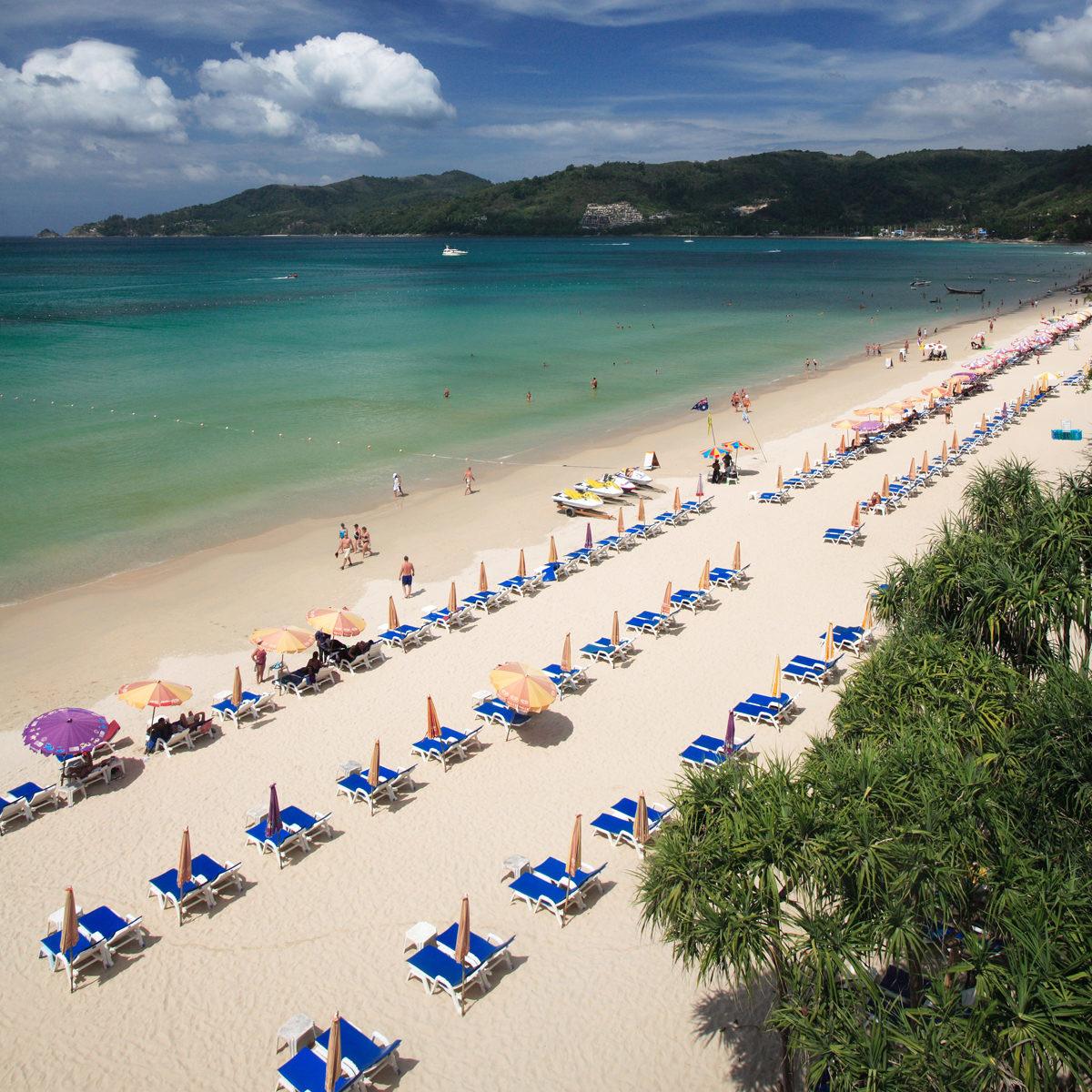 Таиланд пхукет фото пляжей